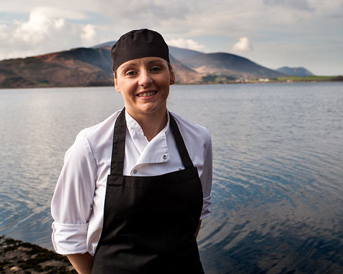 Head Chef - Patricia Teahan