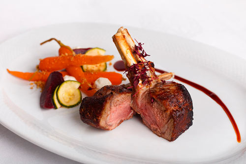 Ring of Kerry Lamb Rack