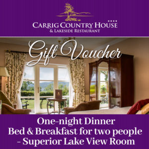 Superior Lakeview Room Gift Voucher